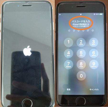 なる に iphone 3g