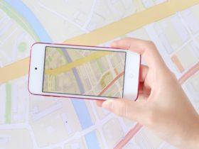 iPhoneの位置情報の確認方法